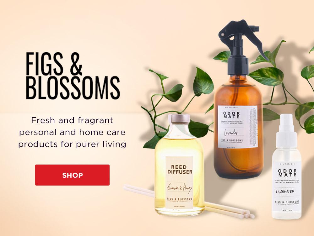 Promo box figs blossoms