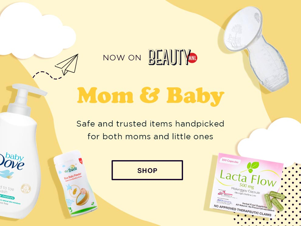 Promo box mom and baby launch