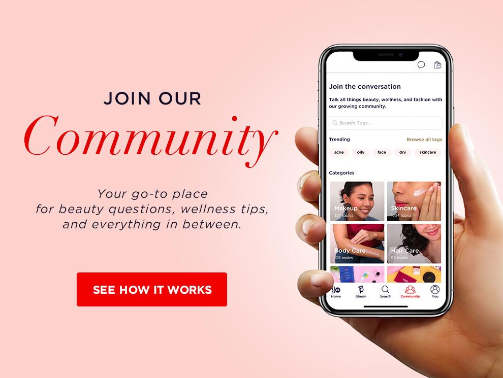 Community promobox