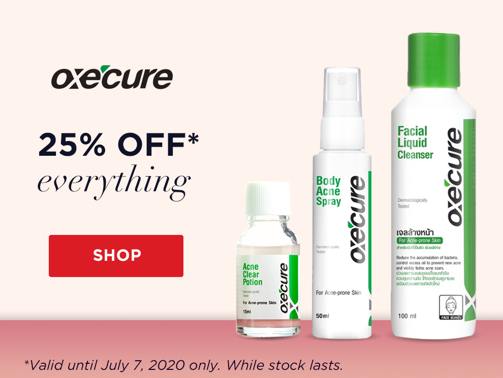 Promobox oxecure sale