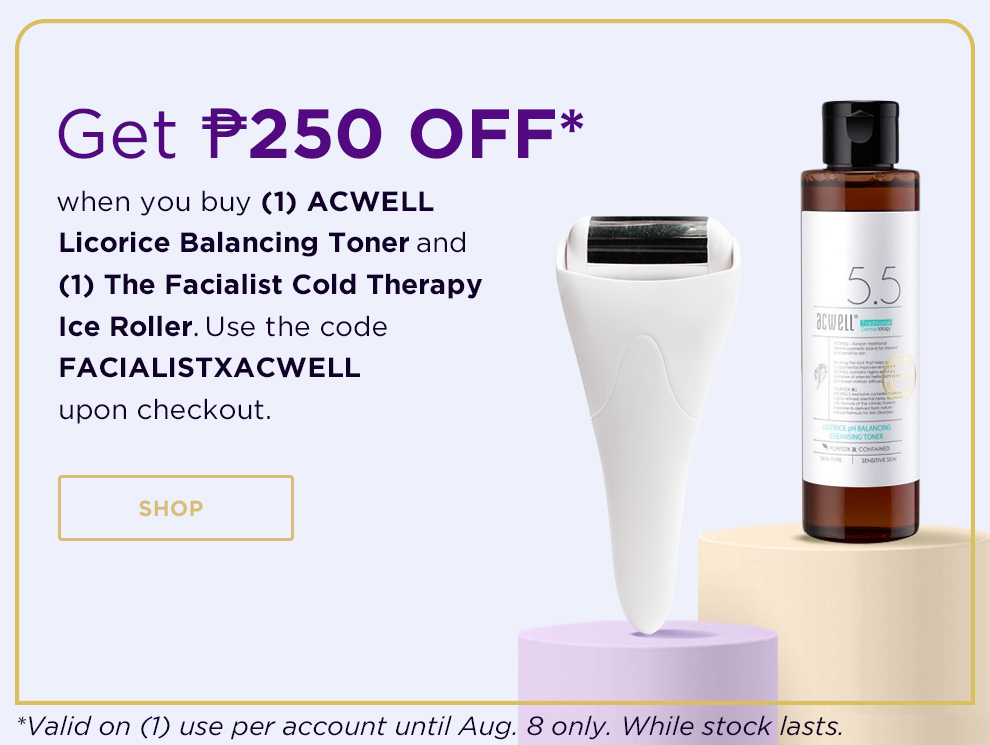 Promo box self care acwellxfacialist v2