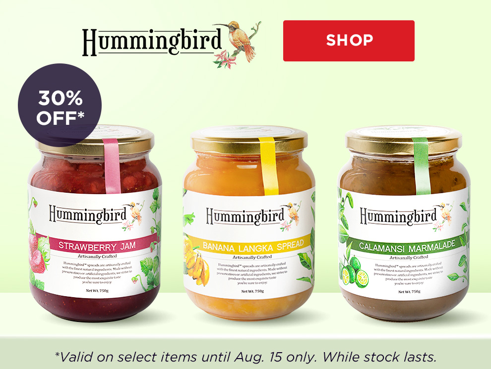 Promobox hummingbird