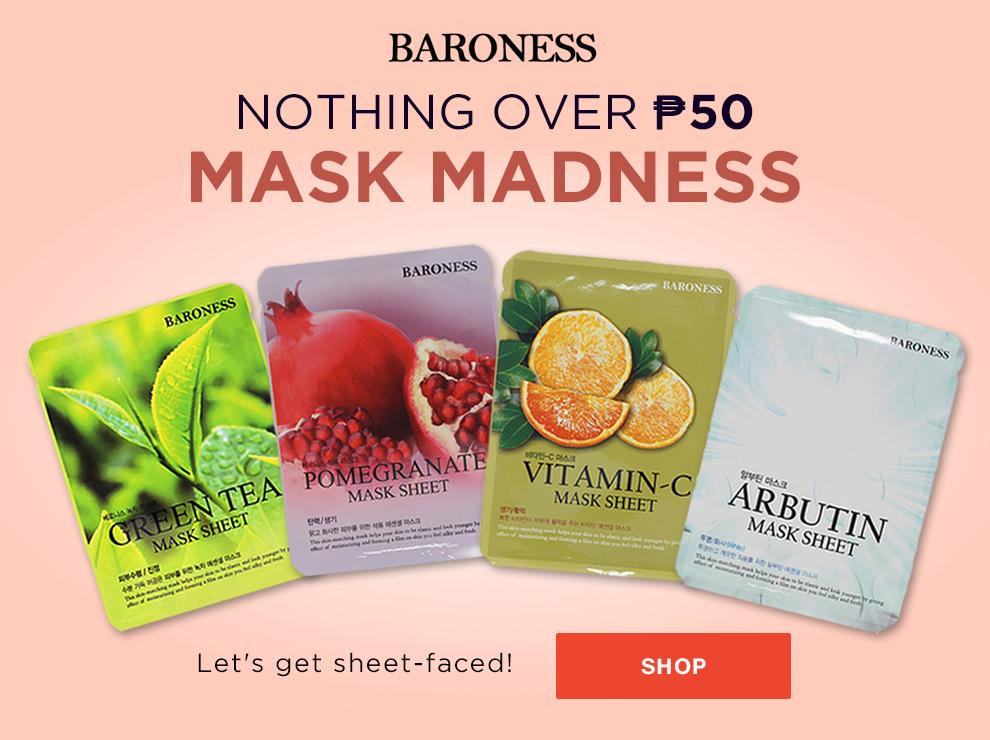 Baroness promo box