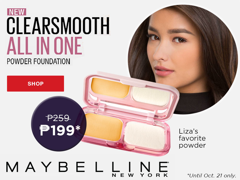 Promo box maybelline