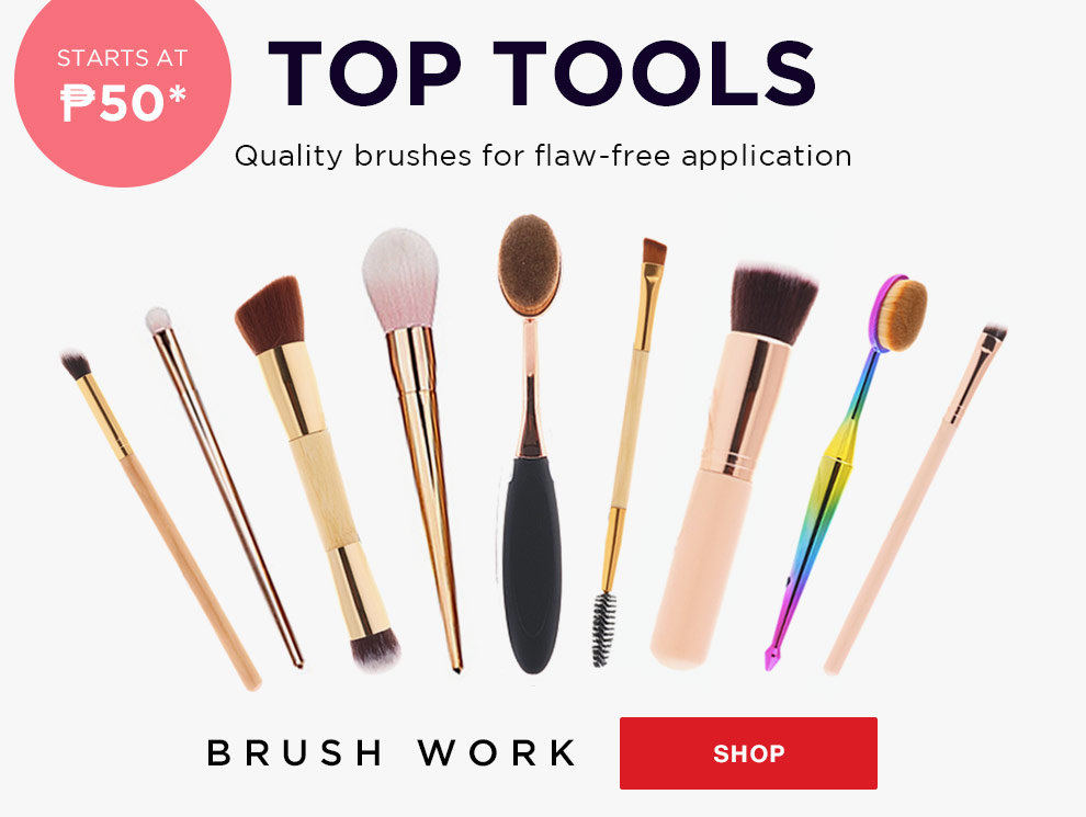 Promo brushwork