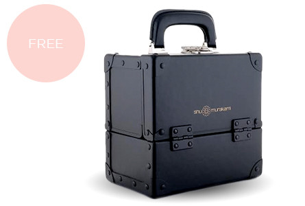 Promo free makeup box