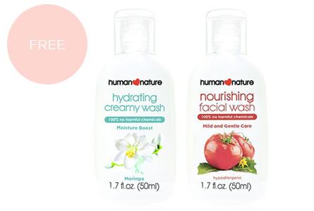 Human nature discount coupon