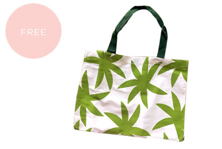 Promo copy oh so healthy tote bag