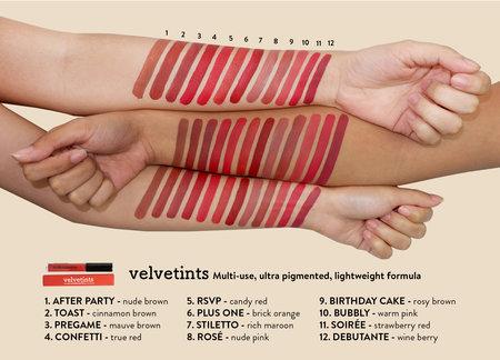 Velvetint arm swatches edited