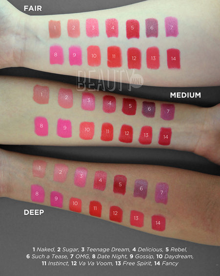 Pink sugar hd lipstick  web